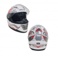 Casco Sport Racing BLD-999 Blano (DOT)