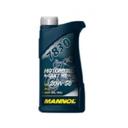 ACEITE MANNOL 4T MOTORBIKE HD20W50 1LT