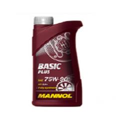 ACEITE MANNOL BASIC PLUS 75W-90 GL4+ 1LT