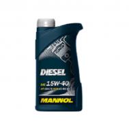 ACEITE MANNOL DIESEL 15W40 1LT