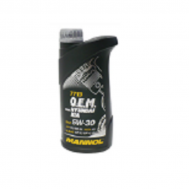 ACEITE MANNOL RACING+ESTER 10W60 1LTS