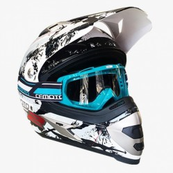 Casco Cross CFMOTO