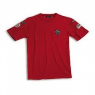 T-SHIRT HISTORICAL RED M