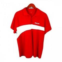 Polo Shirt Color Bands XL