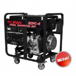 Generador LIFAN diesel monofasico 6.6KVA