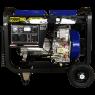 Generador POWERMAQ diesel 5.3 KVA monofásico