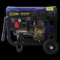 Generador diesel Powermaq 6 KVA Trifásico