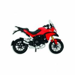 Bicicleta Modelo Multistrada 1200 - 1:18