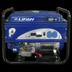 Generador naftero de 5 KVA LIFAN monofásico