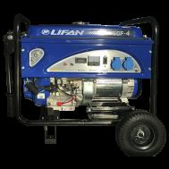 Generador naftero 6 KVA LIFAN monofásico