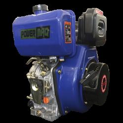 Motor Diesel 10 HP Powermaq