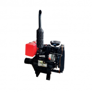 Motor Diesel Refrigerado a agua 13 HP JIANG DONG