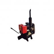 Motor Diesel Refrigerado a agua 30 HP - 3 CILINDROS JIAN DONG