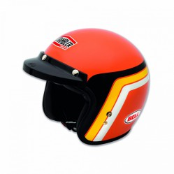 CASCO ANARANJADO TRACK ECE LARGE