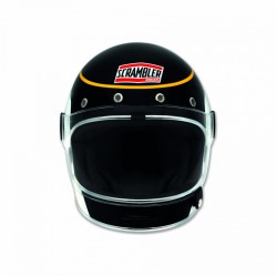 CASCO BLACK TRACK ECE LARGE