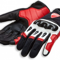 GUANTES COMPANY C1 RED/BLK LARGE