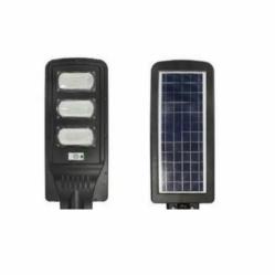 ALUMBRADO PUBLICO LED  90W C/PANEL SOLAR Y SENSOR RELUX