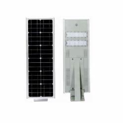 ALUMBRADO PUBLICO LED 100W C/PANEL SOLAR Y SENSOR RELUX
