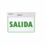 """SEÑALIZADOR DE EMERGENCIA """"SALIDA"""""""