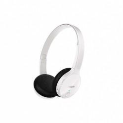 PHILIPS Auricular estéreo Bluetooth SHB4000WT/007