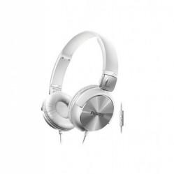 PHILIPS Auriculares con micrófono SHL3165WT/00