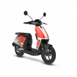 Motocicleta Eléctrica CUx Ducati