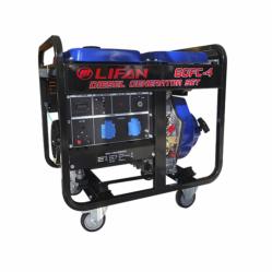 Generador Diesel LIFAN 6GFC-4